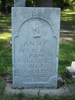 Anna Oldsdatter