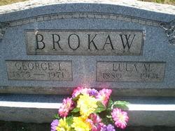 Lula May <I>Burns</I> Brokaw