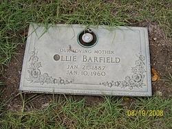 Ollie <I>Brisby</I> Barfield
