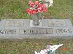 Thomas F. Bobbitt