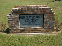 Old Beaver Ridge Cemetery