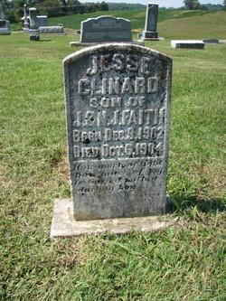 Jesse Clinard Faith