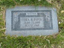 Cora Bate Piper