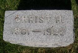 Christian Henry Guinther