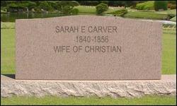 Sarah Elizabeth <I>Van Gundy</I> Carver