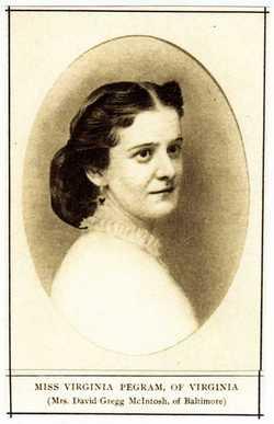 Virginia Pegram McIntosh
