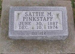 Sattie May <I>Wagonseller</I> Pinkstaff