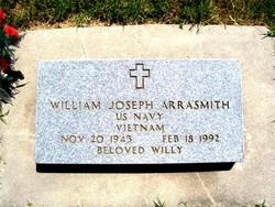 """William Joseph """"Willy"""" Arrasmith"""