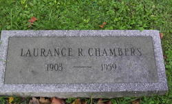 """Laurance R """"Laurie"""" Chambers"""