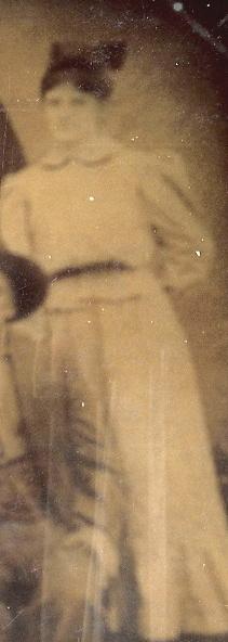 """Ida Margaret """"Idy"""" <I>Chenoweth</I> Abercrombie"""