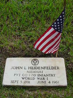 John Lorenz Heidenfelder