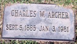 Charles William Archer