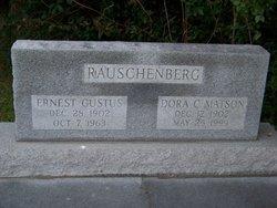 Dora C. <I>Matson</I> Rauschenberg
