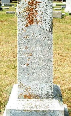 Asa Dupuy Dickinson