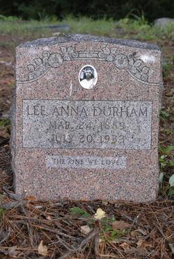 Lee Anna Durham