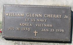 Lieut William Glenn Cherry, Jr