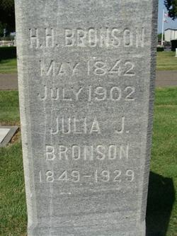 Henry Harrison Bronson