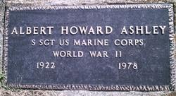 Albert Howard Ashley