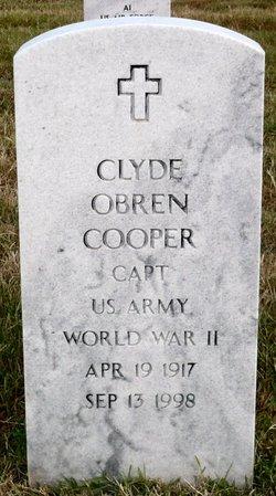 Clyde Obren Cooper