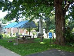Burnt Hills Calvary Episcopal Church Cemetery