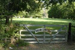 Bacon Cemetery #01