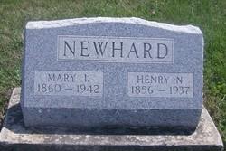 Mary Iola <I>Cotton</I> Newhard