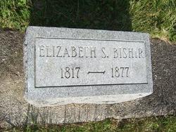 Elizabeth <I>Spickard</I> Bishir