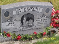 Evelyn C. <I>Whiteley</I> Atkinson