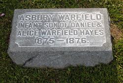 Asbury Warfield Hayes