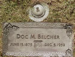 """Doctor Maginson """"Doc"""" Belcher"""