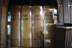 Frank James Billington Jr.