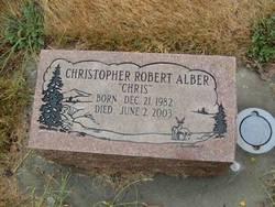 Christopher Robert Alber