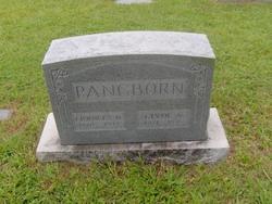 Frances M Pangborn