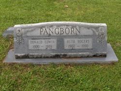 Donald Edwin Pangborn