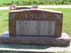 Axel V. Ahlin