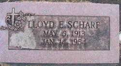Lloyd Ensell Scharf