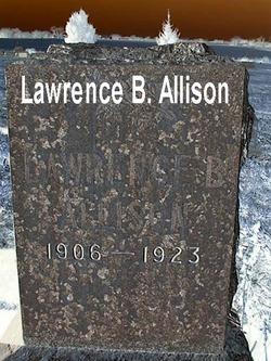 Lawrence B. Allison