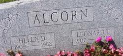 Leonard T. Alcorn