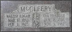 """Walter Edgar """"Walt"""" McCleery"""
