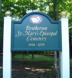 Saint Mary's Episcopal Cemetery