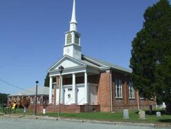 Henderson United Methodist Church Cemetery
