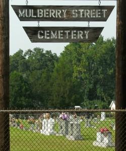 Mulberry Street Cemetery