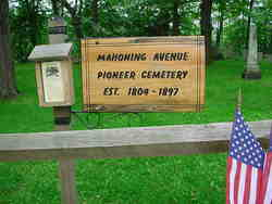 Old Mahoning Cemetery