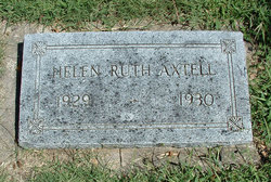Helen Ruth Axtell