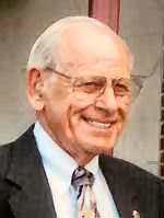 Rev Orval Paul Ray