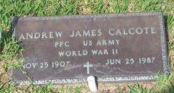 Andrew James Calcote