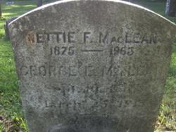 George Edward McLean