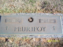 "William Clarence ""Buck"" Peurifoy, Jr"