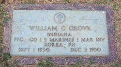 "PFC William Clyde ""Sonny"" Grove"