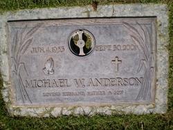 Warren Michael Anderson